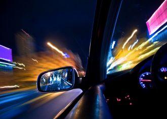 Почему ночью ездить опасно?