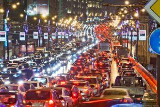 Как водить автомобиль большом городе