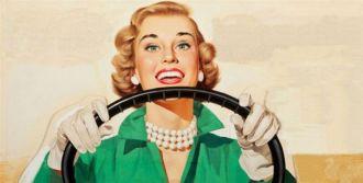 Особенности женского вождения